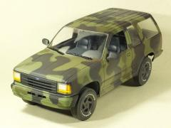 Ford Explorer 1991 (Lindberg 1/20)