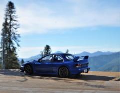 Subaru Impreza WRX STI 22B Tamiya