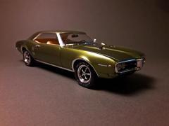 Pontiaс FireBird 400 1968 (Revell 1:25)