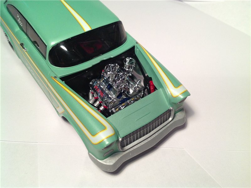 '55 Chevy Bel Air Pro Sportsman