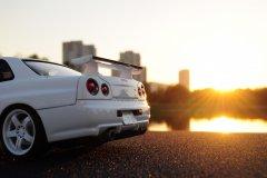 Nissan Skyline GT-R R34 V-Spec II