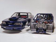 Ford Thunderbird 1987 Pro Stock Revell 1/25