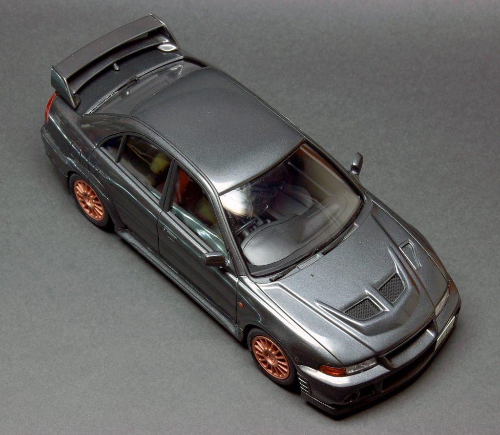 Mitsubishi Lancer Evolution VI (Fujimi)