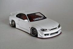 Nissan Silvia S15 Vertex Pure White