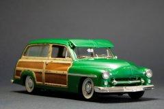 1949 Mercury Wagon (Revell)
