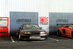 Nissan Skyline GT-R R32 RB Pandem Wide Body
