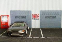 Nissan Skyline GT-R R32 RB Pandem Wide Body