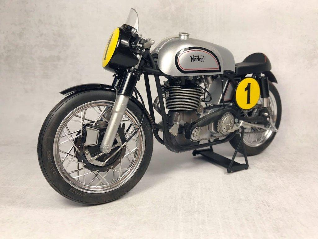 1/9 Norton Manx 500cc Italeri