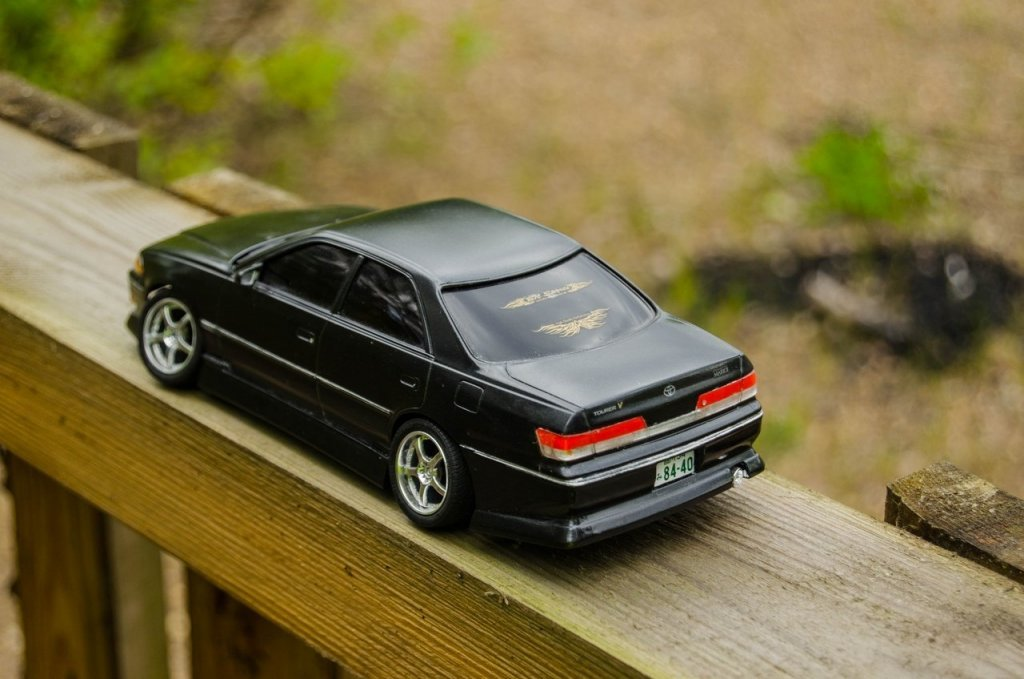 toyota mark ll jzx100 BN Sports