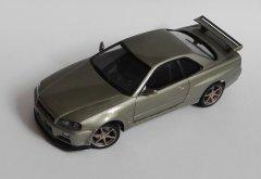 Nissan Skyline R34 M-spec Nur