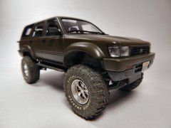 Toyota 4Runner 1991 High Rider 1/24 Aoshima