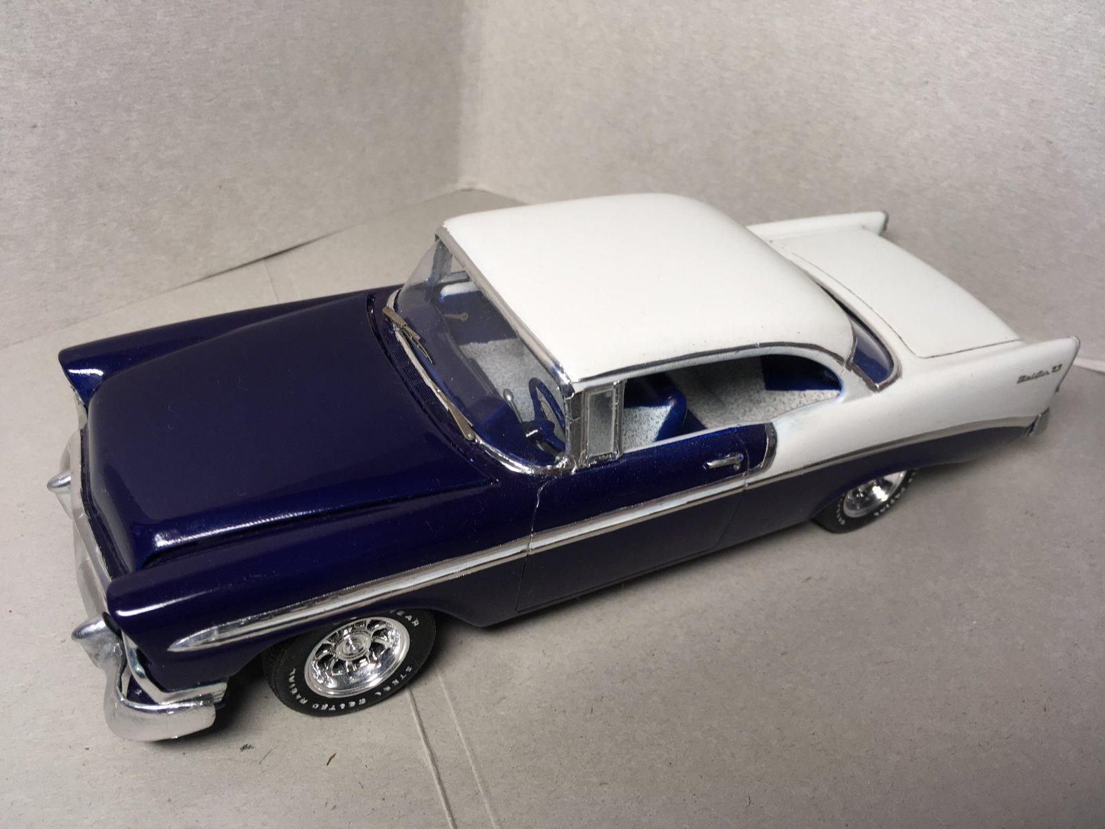Chevy Bel Air `56 (Monogram)