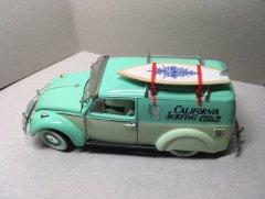 "VW 1300 Beetle ""Tamiya"" и VW Beetle Van ""C1"""
