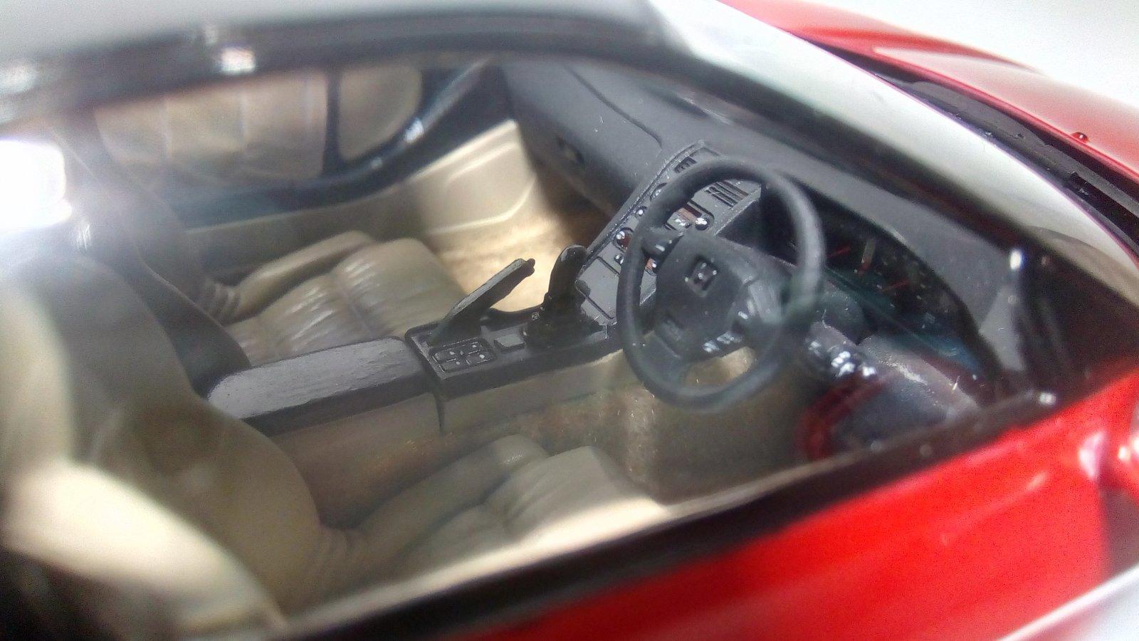 Honda NSX Tamiya 1/24
