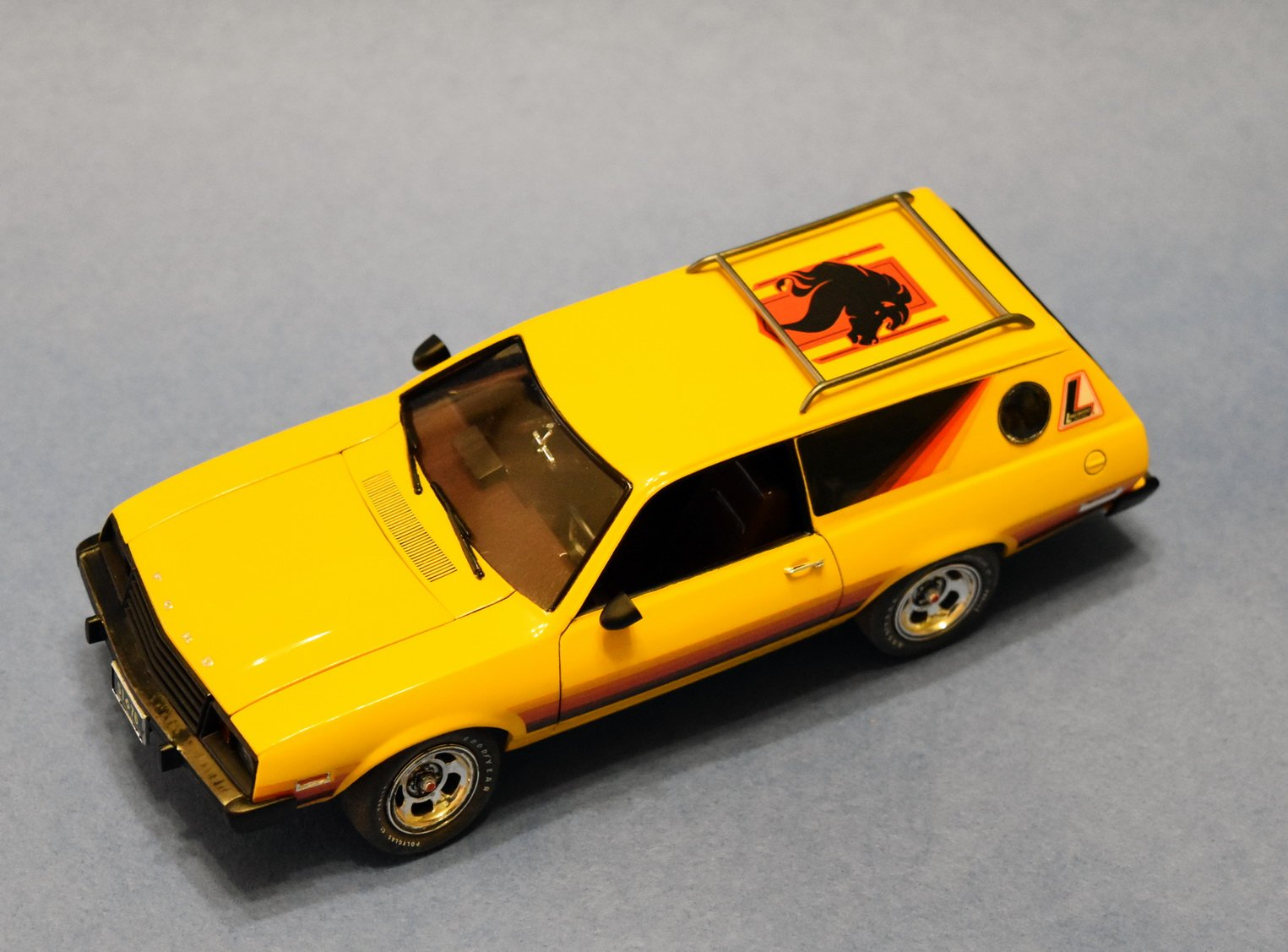 1/25 1979 Ford Pinto Wagon with Cruising Package [MPC]