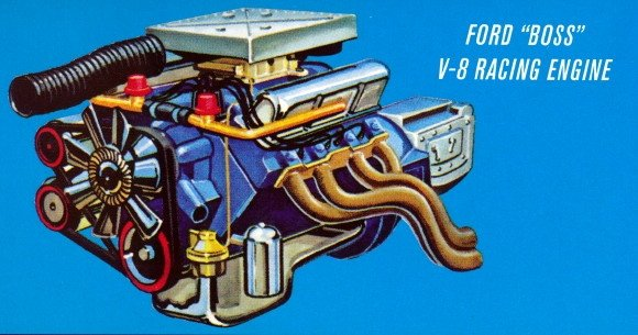 1973 Ford Mustang Race Car Engine - 000.jpg