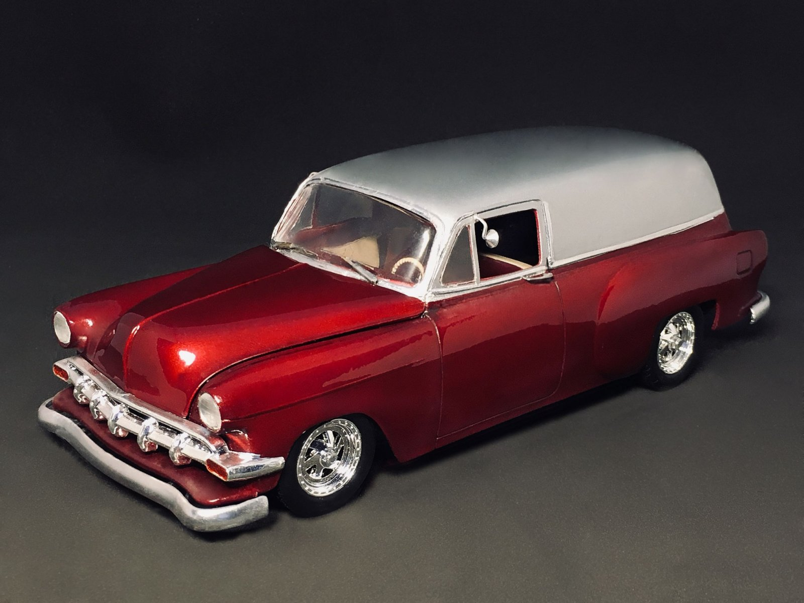 Chevy 1953 Delivery (Revell)