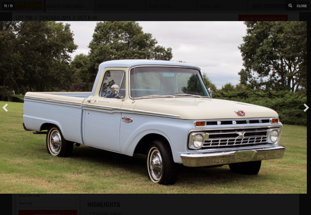 FireShot Capture 053 - 1966 Ford F100 Pickup - F98 - Chicago 2015 - www.mecum.com.png