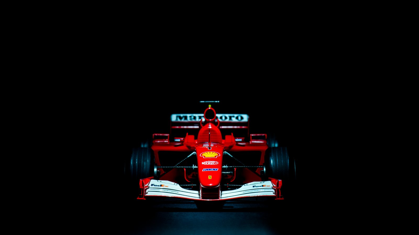 Ferrari F2001 | Japanese GP 2001 | M. Schumacher | Tamiya 1/20