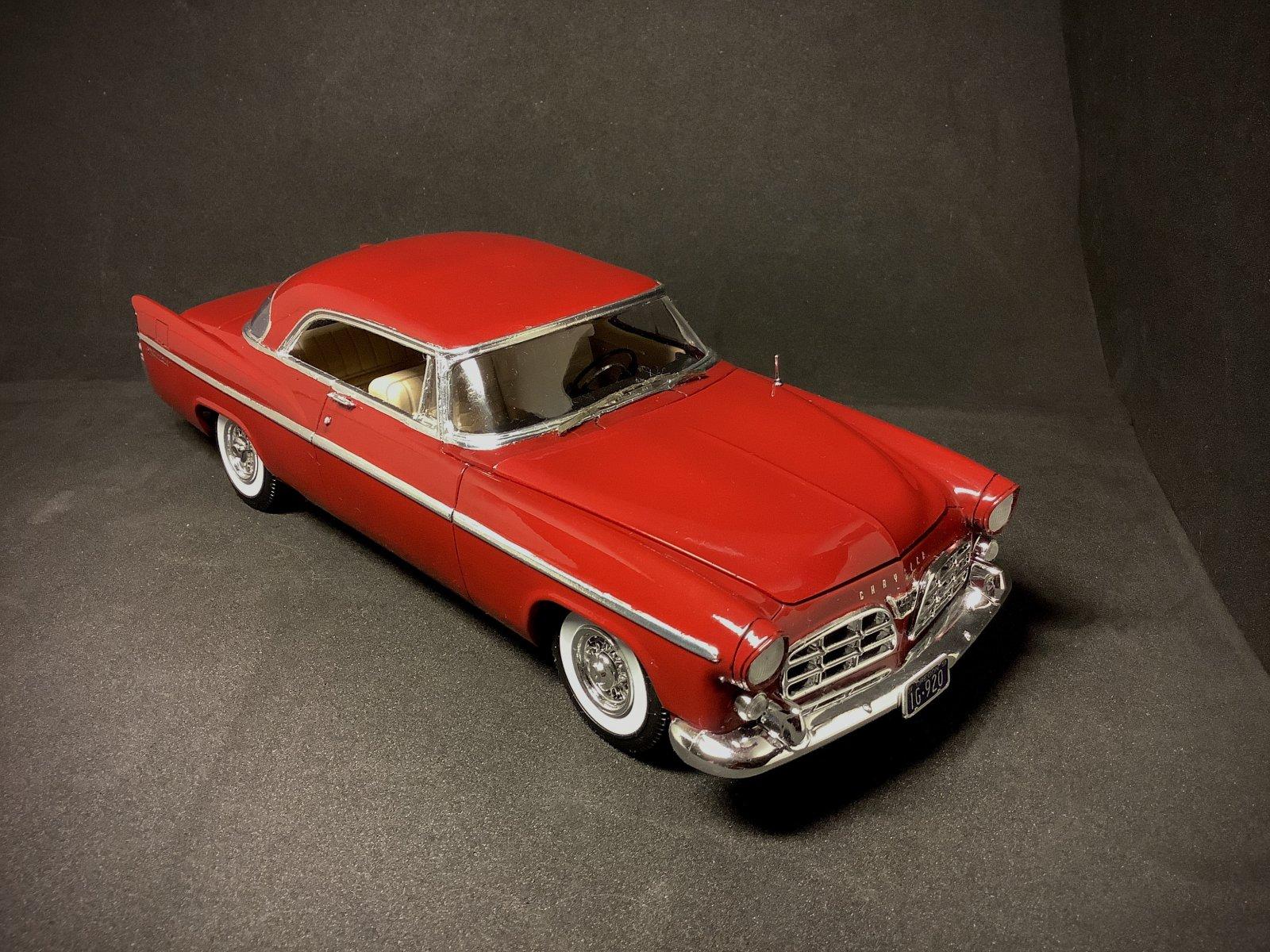 Chrysler 300B 1956 (Moebius)