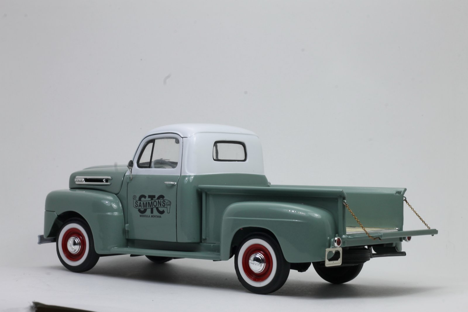 Ford f1 1950 revell