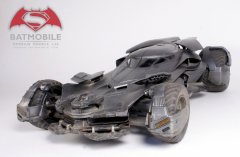 BATMOBILE (1/25 moebius) Dawn of Justice (обновление)