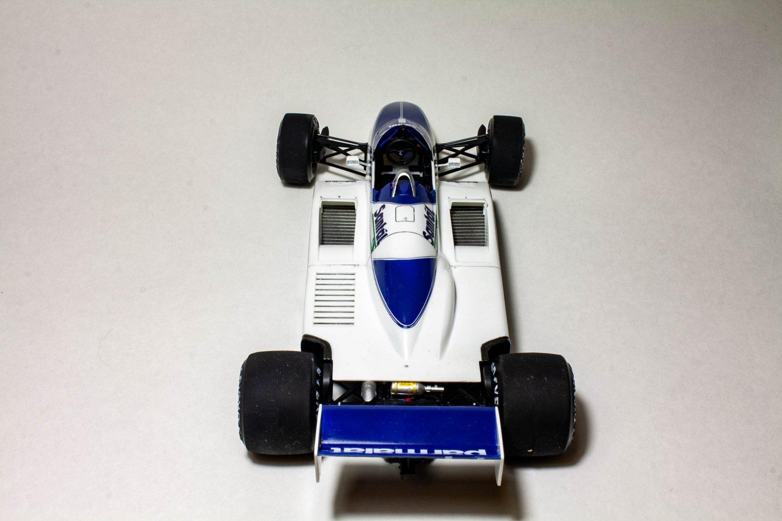 Tamiya Brabham BT50