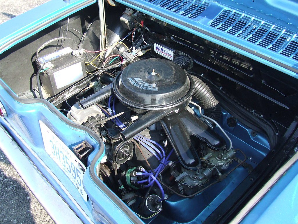 1967 Chevrolet Corvair blue - 003.jpg