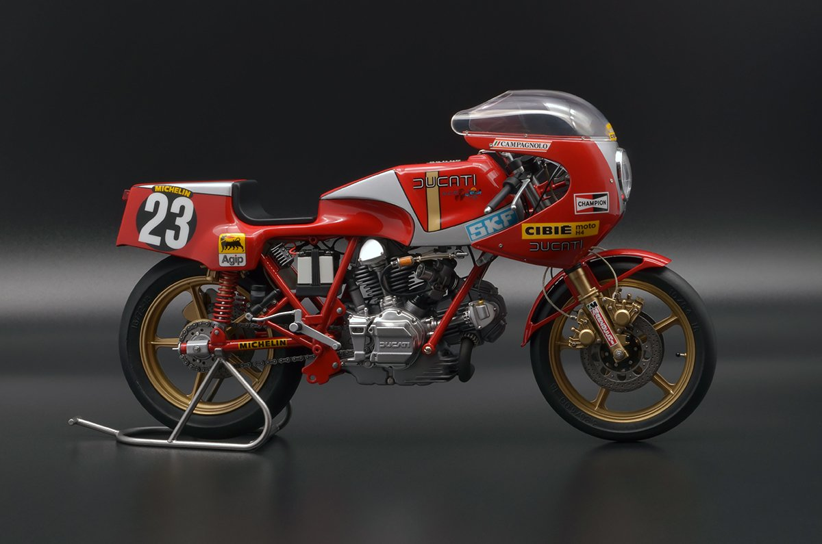 Ducati 900 NCR Racer