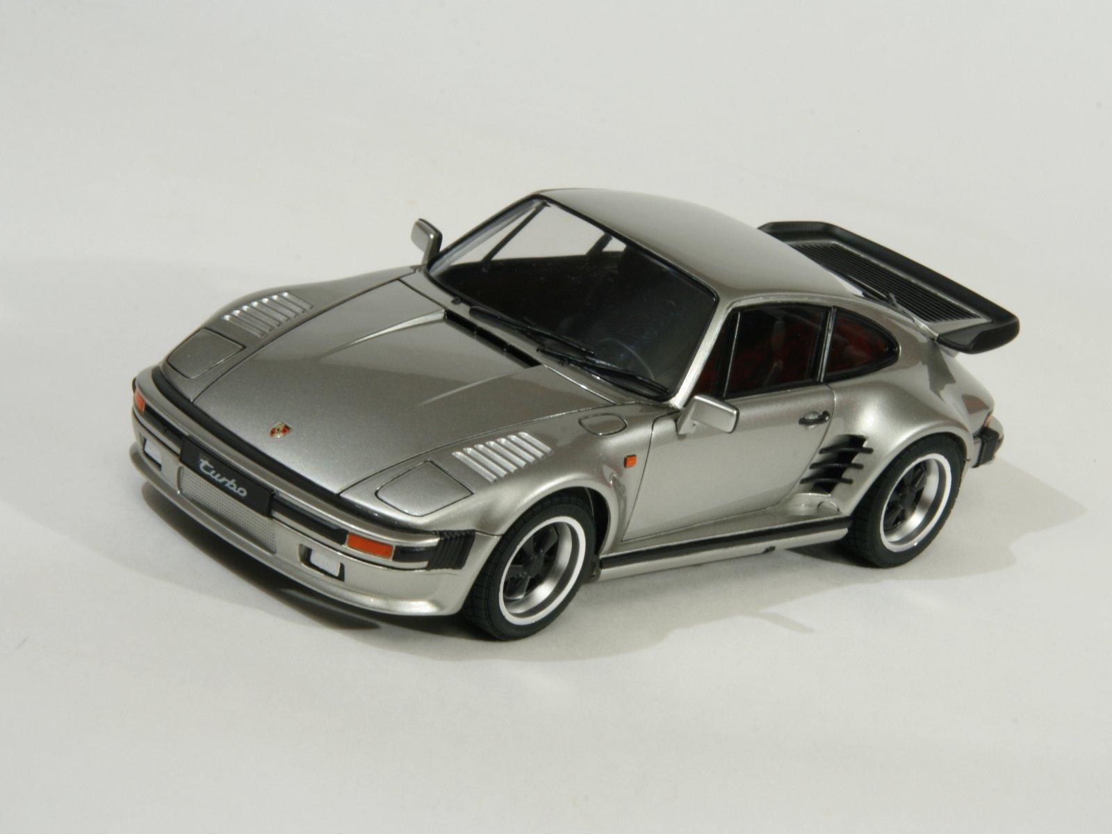 Porsche 911 Turbo Coupe Flatnose (Tamiya, 1/24)