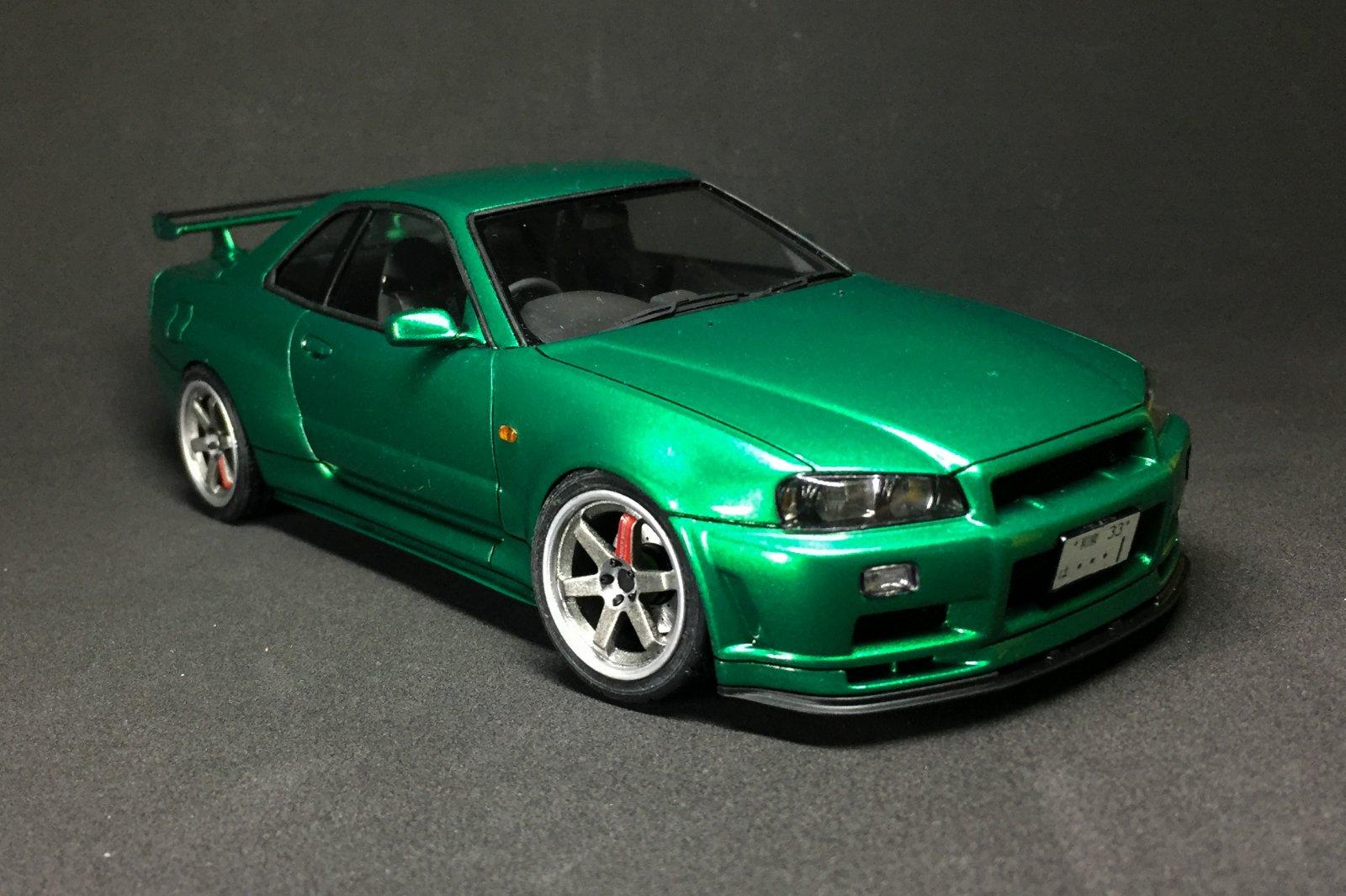Nissan Skyline BNR34