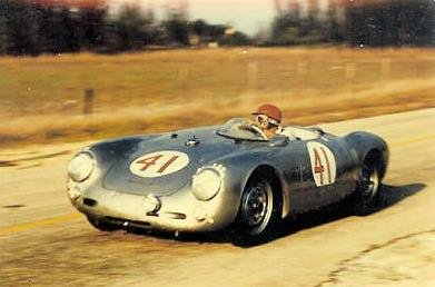 Hans Hermann and Wolfgang von Trips drove this Porsche 550 Spyder to 6th overall in the 1956 12 Hours _Graham L_ Smith_.jpg